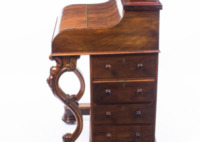 06995-Antique-Burr-Walnut-Pop-Up-Davenport-Desk-c.1860-3