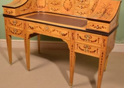 00704-carlton-house-style-inlaid-satinwood-writing-desk-2