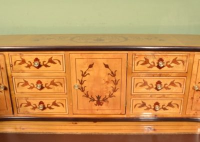 00704-carlton-house-style-inlaid-satinwood-writing-desk-7