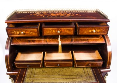 07123-antique-french-louis-xv-revival-rosewood-cylinder-bureau-c-1870-12