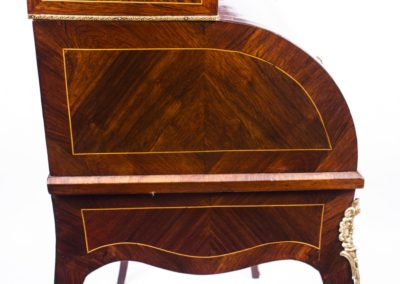 07123-antique-french-louis-xv-revival-rosewood-cylinder-bureau-c-1870-14