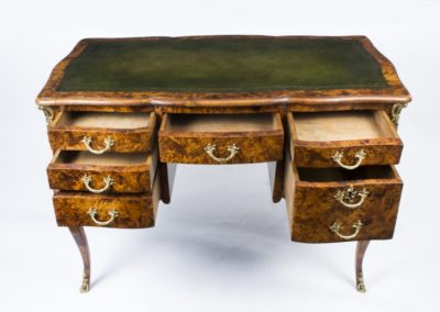 07498-antique-french-pollard-oak-writing-table-desk-c-1850-10