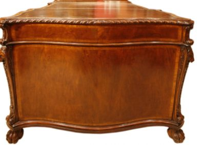 00179-superb-6ft-flame-mahogany-lion-s-head-partner-s-desk-8