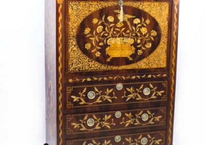 07163-antique-dutch-marquetry-mahogany-secretaire-cabinet-c1800-1-1