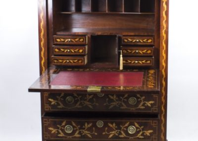 07163-antique-dutch-marquetry-mahogany-secretaire-cabinet-c1800-17