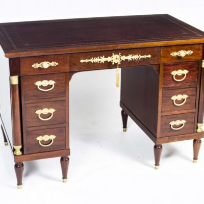 Antique Empire Ormolu Desk Louise Philippe Style c.1880