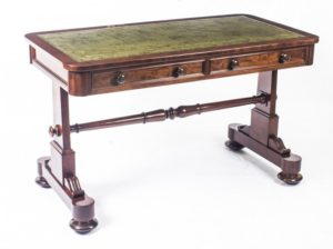 Antique Johnstone & Jeanes Library Table